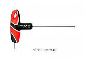Ключ шестигранный Т-образный YATO HEX 2.5 x 100 мм
