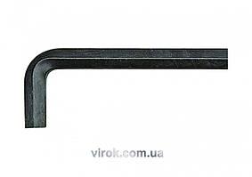Ключ шестигранный Г-образный VOREL HEX 17 мм
