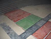 Донное вентилирование зернохранилищ: вентиляционные каналы, вентиляционные решетки, вентилируемый пол.