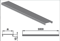 Крышка лотка СКаТ Standard 150