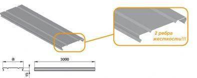 Кришка лотка СКаТ Standard 300, фото 2