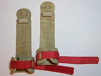 Гимнастические накладки ZHEZHERA кольца (липучки)