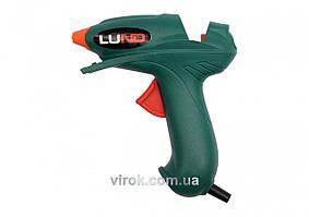 Клеевой пистолет LUND 30 Вт для стержней 7 мм