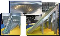 Вентиляционная воронка для металлических силосов, фото 1