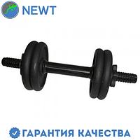 Гантель наборная стальная Newt 4,5 кг