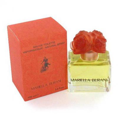 Вінтажні жіночі парфуми MARIELLA BURANI Eau de Toilette туалетна вода 50ml вечірній східний квітковий аромат
