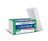 Плиты пенополистирольные самозатухающие «Евробуд 35 Eko EPS 50 11,кг/м3, 30мм(20т/п)