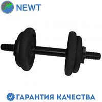 Гантель наборная стальная Newt 6.5 кг