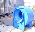 Радиальные вентиляторы для аерации зерновых силосов, зерна, фото 3