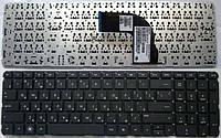 Клавиатура для ноутбука HP Pavilion DV7-7000 c фреймом RU черная новая