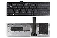 Клавиатура для ноутбука Asus K55, K75A, K75VD, K75VJ, K75VM, U57 RU без фрейма черная новая