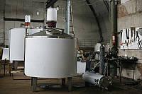 Ванна длительной пастеризации ВДП-600, ОЗУ-600, Г6-ОПА-600, ВНС-600 для воды