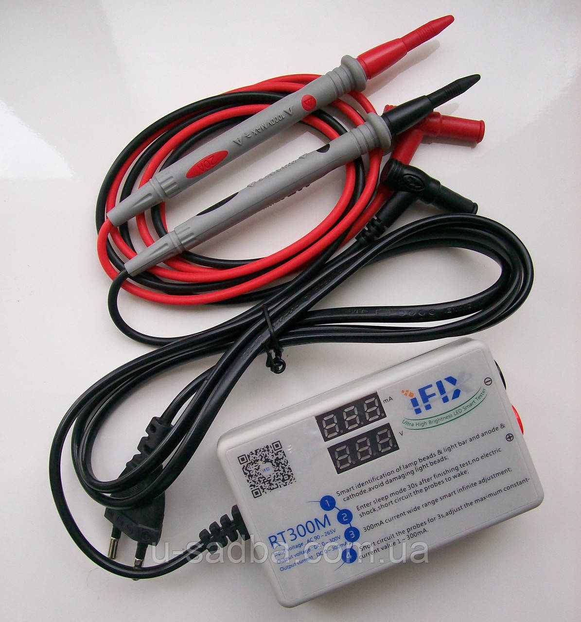 RT300M Тестер светодиодов подсветки iFiX RT300M