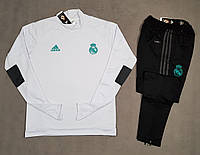 Спортивный костюм Реал Мадрид, Adidas (футбольный/тренировочный) сезон 2017-2018, фото 1