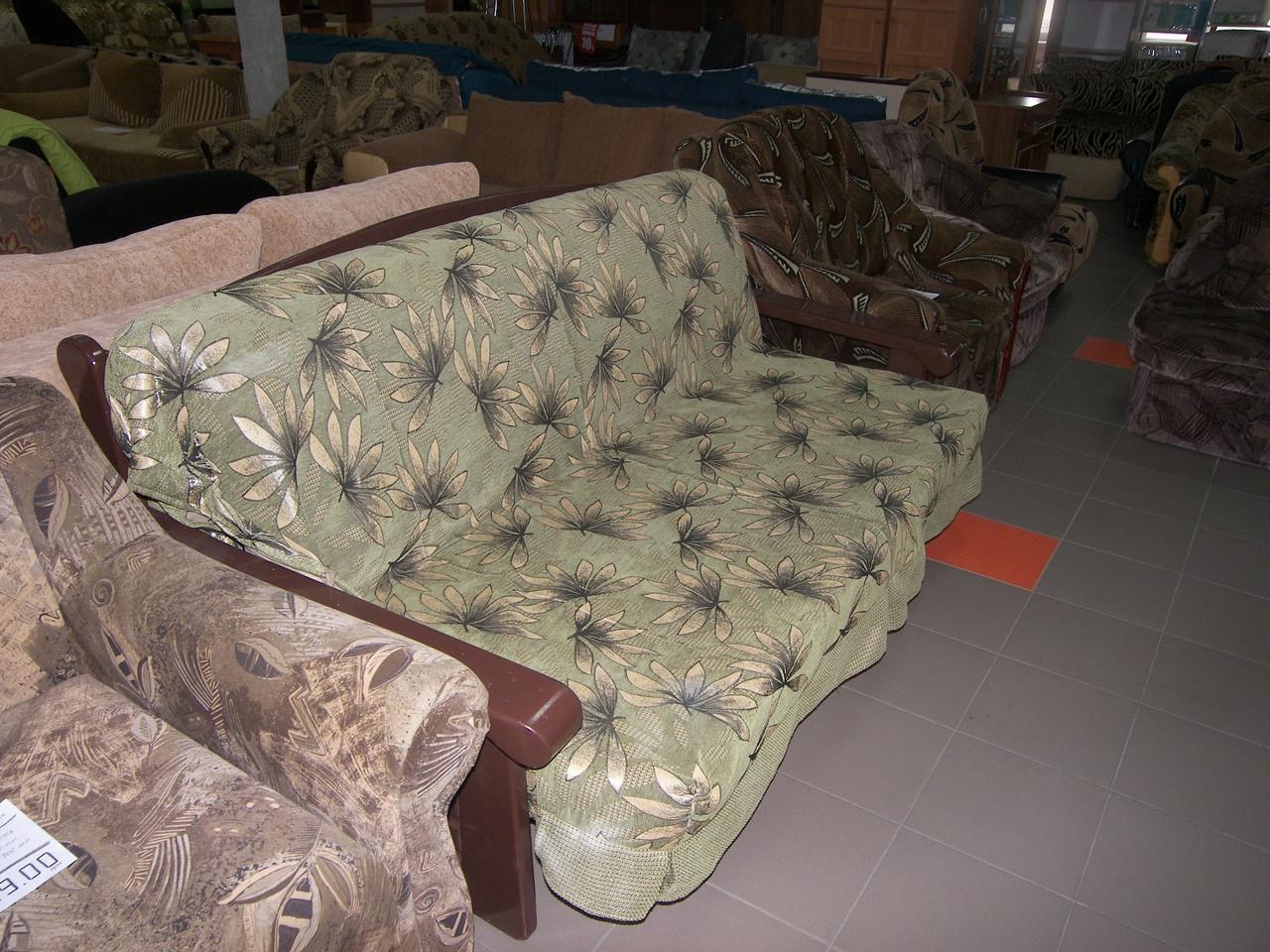 Диван-кровать б/у, диван раскладной б/у, фото 1