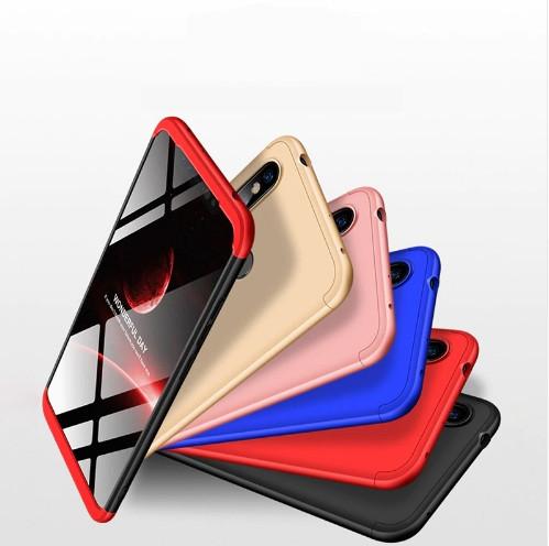 Чохол GKK для Xiaomi Redmi Note Pro 6 (8 кольорів)