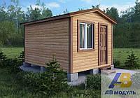 Модульный дачный домик СМЕРЕКА-1, фото 1