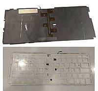 Подсветка клавиатуры для ноутбука Apple MacBook Pro A1278 big enter RU черная бу