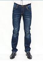 Джинсы мужские LONGLI синие 835