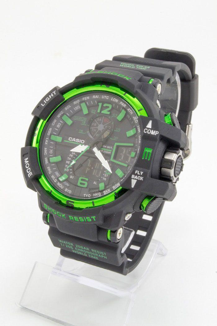 Casio G-Shock cпортивные наручные часы (код: 11999)