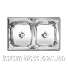 Мойка для кухни Imperial 410 810x500 7948 декор