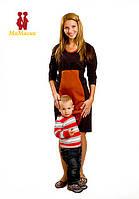 Платье 2в1 для будущих и кормящих мам