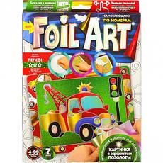 Аппликация цветной фольгой по номерам «Foil art», фото 3