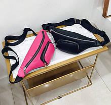 Вместительная поясная сумка бананка , фото 2
