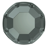 Кристаллы Swarovski холодной фиксации 2000 Black Diamond (упаковка 1440 шт)