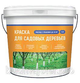 Фарба Колорит для садових дерев і кущів, 3 кг
