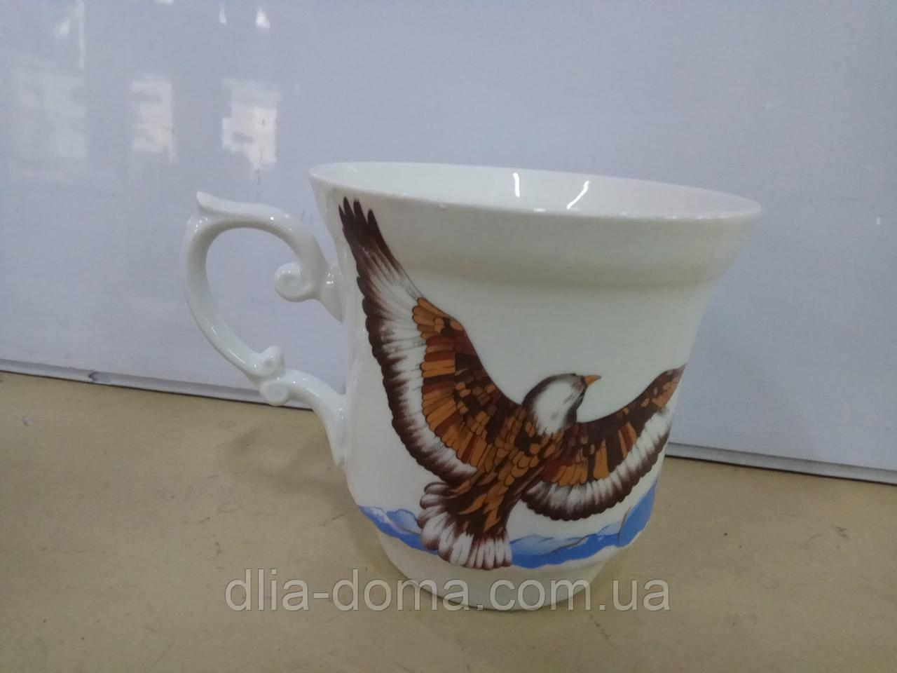 Чашка Богатир Мікс 660мл
