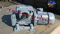 Мотор-редукторы червячные МЧ-40-18 об/мин с электродвигателем 0,18 кВт