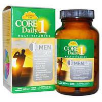 Витамины для мужчин 50+ лет, 60 таблеток, Country Life, Multivitamins 50+