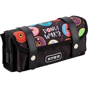 Пенал Kite Education 634-4 K19-634-4 ранец  рюкзак школьный hfytw ranec, фото 2