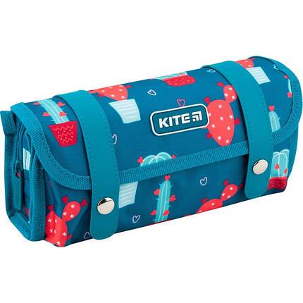 Пенал Kite Education 634-2 K19-634-2 ранец  рюкзак школьный hfytw ranec, фото 2