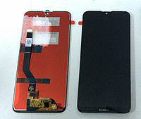 Оригинальный дисплей (модуль) + тачскрин (сенсор) для Huawei Y7 2019 DUB-LX3 DUB-L23 DUB-LX1 DUB-L21 (черный)