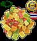 Ананас цукаты микс (Таиланд) Вес: 250 гр, фото 2