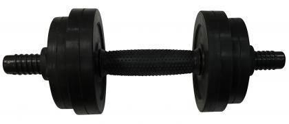 Гантель обрезиненная Newt PL 10,5 кг, фото 2