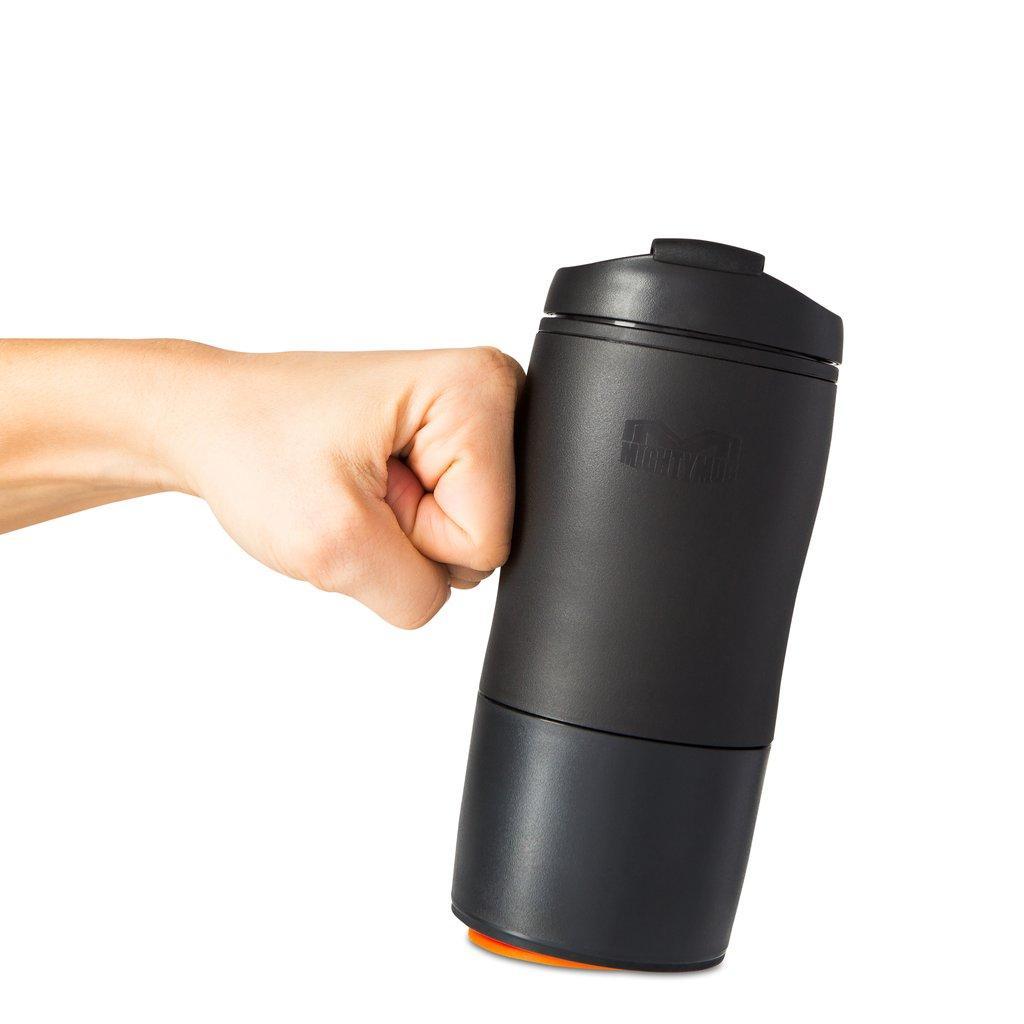 Не падающая кружка Mighty Mug Mini,Черная (350 мл)