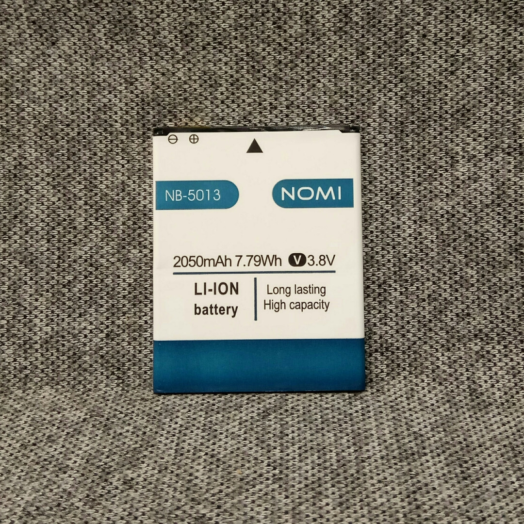 Акумулятор Nomi NB 5013 2050mAh Original