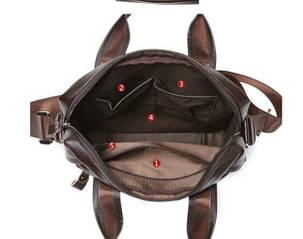 Деловая вместительная сумка, фото 2