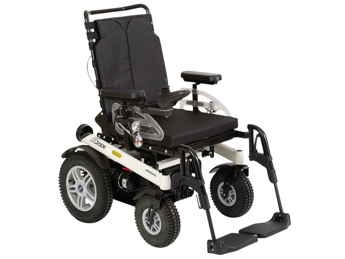 Инвалидная Электро Коляска OTTO BOCK с электроприводом B500**