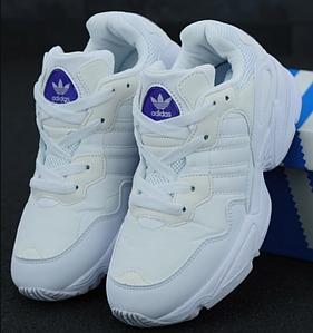Женские и Мужские кроссовки Adidas Yung 96