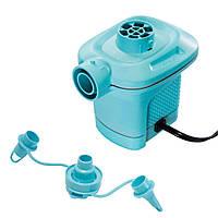 Насос электрический Intex 58640: 3 насадки, 220 Вольт