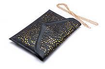 Элегантный клатч конверт винтажного стиля, фото 2