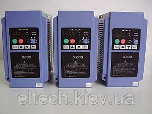 Преобразователь частоты X200-030HFEF, 3кВт, 380В