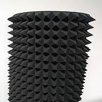 Акустические панели из поролона    2 м *1 м , 70 мм