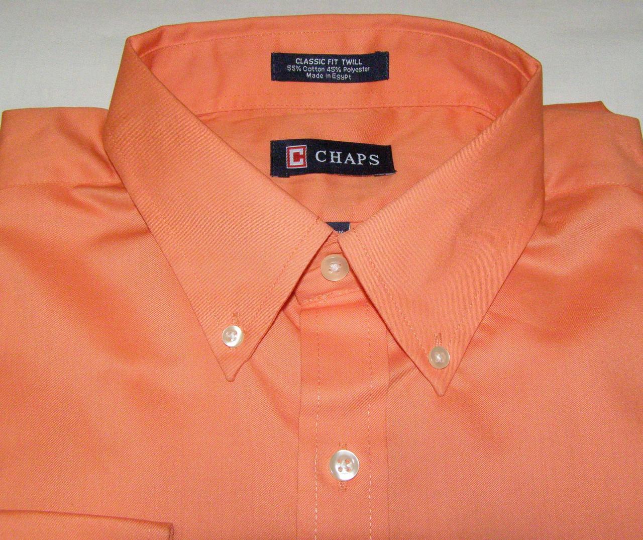 Рубашка CHAPS (L / 16-16,5)