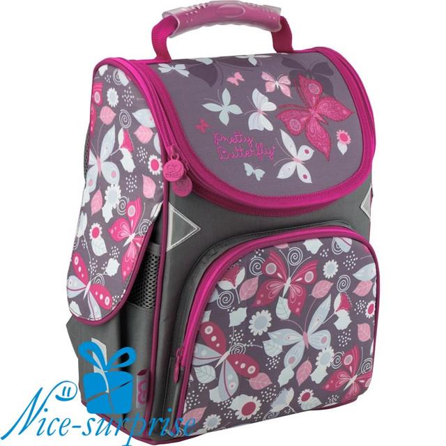 купить каркасный рюкзак для младших классов в Киеве