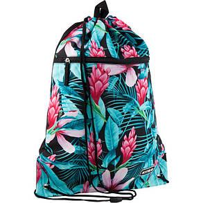 Сумка для обуви с карманом Kite Education 601L-1 K19-601L-1 ранец  рюкзак школьный hfytw ranec, фото 2